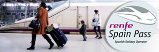 Renfe Spain rail pass